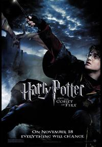 Harry Potter and the Goblet of Fire - 43 x 62 Movie Poster - Bus Shelter Style B