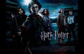 Harry Potter and the Goblet of Fire - 11 x 17 Movie Poster - Style V