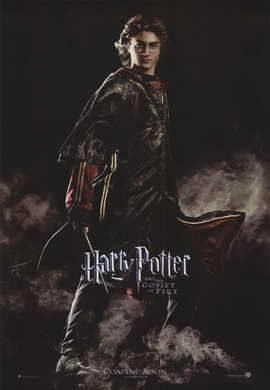 Harry Potter and the Goblet of Fire - 11 x 17 Movie Poster - Style Y