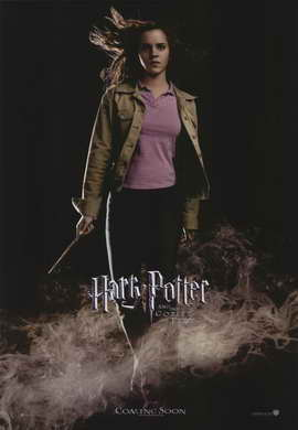 Harry Potter and the Goblet of Fire - 11 x 17 Movie Poster - Style Z