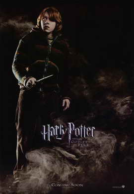 Harry Potter and the Goblet of Fire - 11 x 17 Movie Poster - Style AA