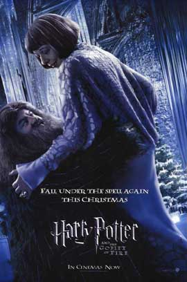Harry Potter and the Goblet of Fire - 11 x 17 Poster - Style AE