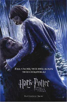 Harry Potter and the Goblet of Fire - 27 x 40 Movie Poster - Style D
