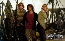 Harry Potter and the Goblet of Fire - 11 x 17 Poster - Style AJ