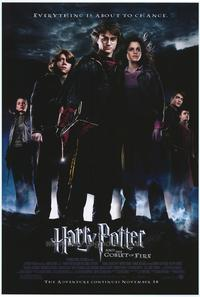 Harry Potter and the Goblet of Fire - 27 x 40 Movie Poster