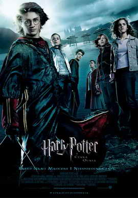 Harry Potter and the Goblet of Fire - 27 x 40 Movie Poster - Polish Style A