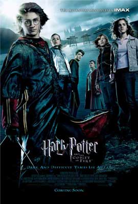 Harry Potter and the Goblet of Fire - 11 x 17 Movie Poster - Style H