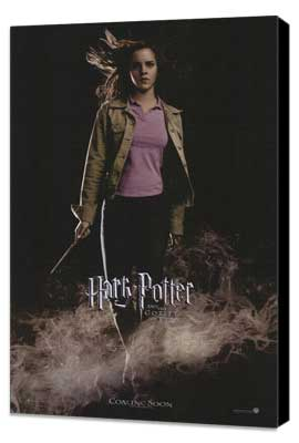 Harry Potter and the Goblet of Fire - 11 x 17 Movie Poster - Style Z - Museum Wrapped Canvas