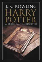 Harry Potter and the Half-Blood Prince - 27 x 40 Movie Poster - Style B