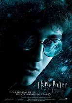 Harry Potter and the Half-Blood Prince - 27 x 40 Movie Poster - Spanish Style B