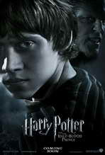 Harry Potter and the Half-Blood Prince - 11 x 17 Movie Poster - Style R