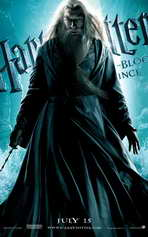 Harry Potter and the Half-Blood Prince - 27 x 40 Movie Poster - Style D