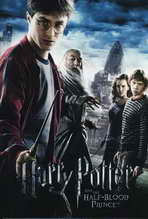Harry Potter and the Half-Blood Prince - 27 x 40 Movie Poster - Style M
