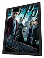 Harry Potter and the Half-Blood Prince - 11 x 17 Movie Poster - Style AA - in Deluxe Wood Frame