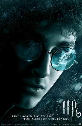 Harry Potter and the Half-Blood Prince - 11 x 17 Movie Poster - Style C