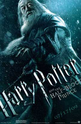 Harry Potter and the Half-Blood Prince - 11 x 17 Movie Poster - Style E