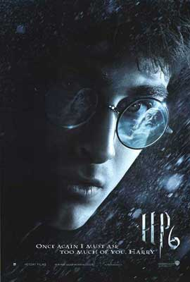 Harry Potter and the Half-Blood Prince - 26 x 39 Movie Poster - Style A