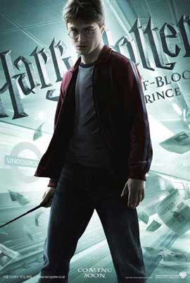 Harry Potter and the Half-Blood Prince - 11 x 17 Movie Poster - Style F