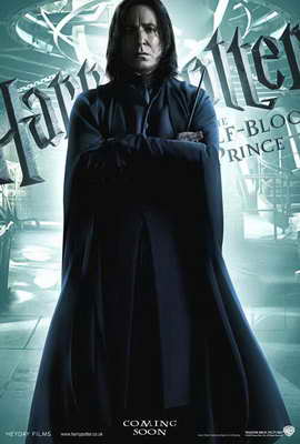 Harry Potter and the Half-Blood Prince - 11 x 17 Movie Poster - Style G