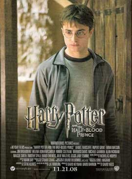 Harry Potter and the Half-Blood Prince - 11 x 17 Movie Poster - Style I