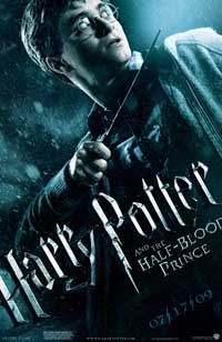 Harry Potter and the Half-Blood Prince - 11 x 17 Movie Poster - Style J