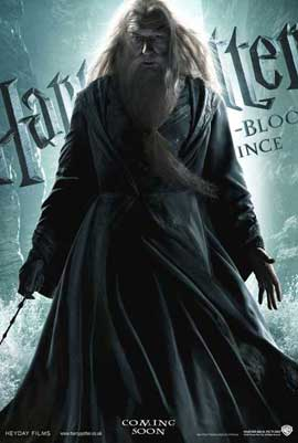 Harry Potter and the Half-Blood Prince - 11 x 17 Movie Poster - Style L