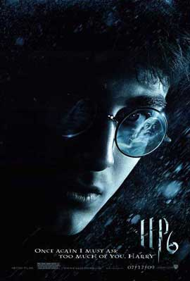 Harry Potter and the Half-Blood Prince - 27 x 40 Movie Poster - Style F