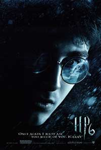Harry Potter and the Half-Blood Prince - 43 x 62 Movie Poster - Bus Shelter Style B