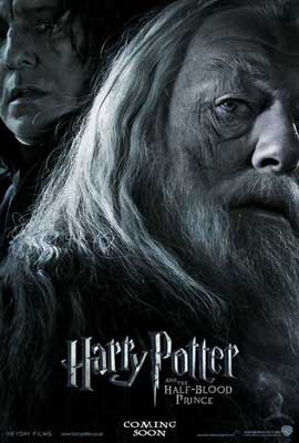 Harry Potter and the Half-Blood Prince - 11 x 17 Movie Poster - Style P