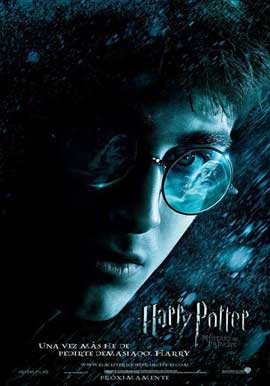 Harry Potter and the Half-Blood Prince - 11 x 17 Movie Poster - Spanish Style B