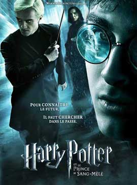 Harry Potter and the Half-Blood Prince - 11 x 17 Movie Poster - French Style A