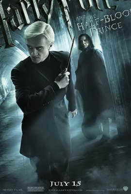 Harry Potter and the Half-Blood Prince - 11 x 17 Movie Poster - Style S
