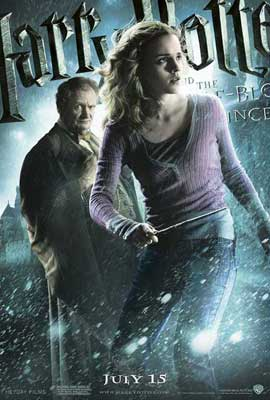 Harry Potter and the Half-Blood Prince - 11 x 17 Movie Poster - Style T