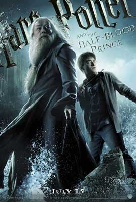 Harry Potter and the Half-Blood Prince - 11 x 17 Movie Poster - Style U