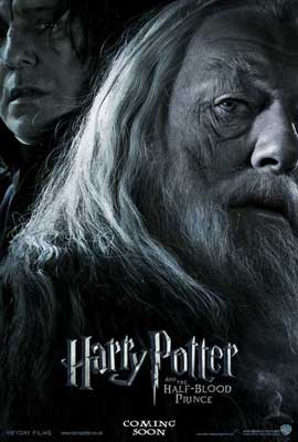 Harry Potter and the Half-Blood Prince - 11 x 17 Movie Poster - UK Style A