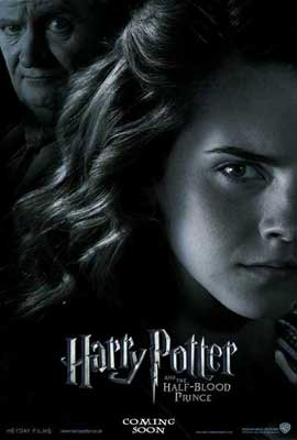 Harry Potter and the Half-Blood Prince - 11 x 17 Movie Poster - UK Style C