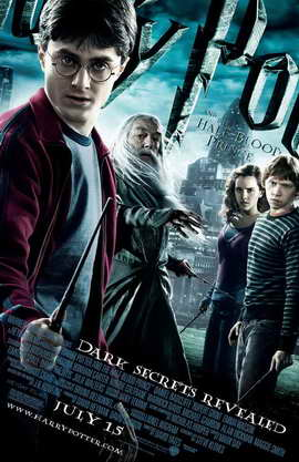 Harry Potter and the Half-Blood Prince - 11 x 17 Movie Poster - Style AA