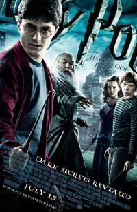 Harry Potter and the Half-Blood Prince - 43 x 62 Movie Poster - Bus Shelter Style A