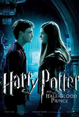 Harry Potter and the Half-Blood Prince - 11 x 17 Movie Poster - UK Style D