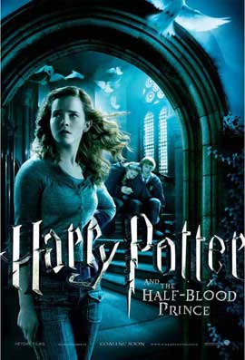 Harry Potter and the Half-Blood Prince - 11 x 17 Movie Poster - UK Style E