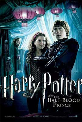 Harry Potter and the Half-Blood Prince - 11 x 17 Movie Poster - UK Style F