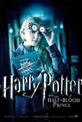 Harry Potter and the Half-Blood Prince - 11 x 17 Movie Poster - UK Style G