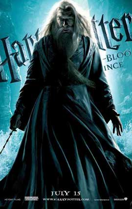Harry Potter and the Half-Blood Prince - 11 x 17 Movie Poster - Style AB