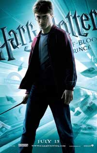 Harry Potter and the Half-Blood Prince - 11 x 17 Poster - Style AC