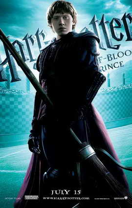 Harry Potter and the Half-Blood Prince - 11 x 17 Poster - Style AD