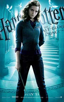Harry Potter and the Half-Blood Prince - 11 x 17 Poster - Style AE