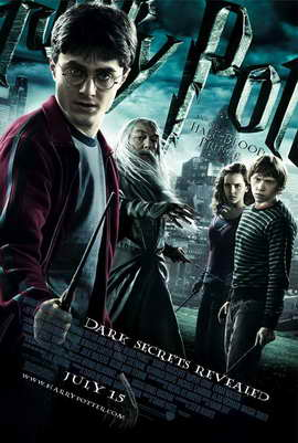 Harry Potter and the Half-Blood Prince - 11 x 17 Poster - Style AF