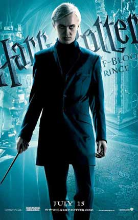 Harry Potter and the Half-Blood Prince - 11 x 17 Poster - Style AG