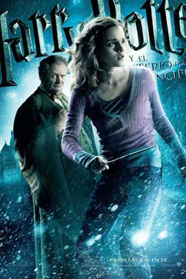 Harry Potter and the Half-Blood Prince - 27 x 40 Movie Poster - Spanish Style D