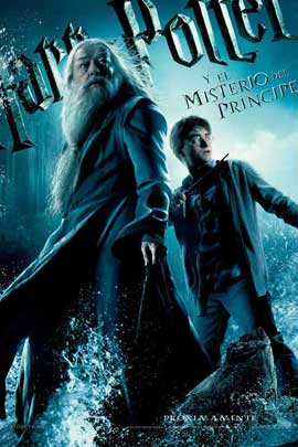Harry Potter and the Half-Blood Prince - 27 x 40 Movie Poster - Spanish Style F